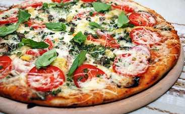 Сочная овощная пицца (рецепт)