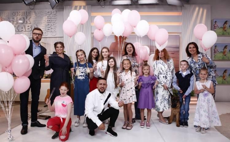 «Сніданок з 1+1» и Наталья Мосейчук собирают средства на Школу супергероев