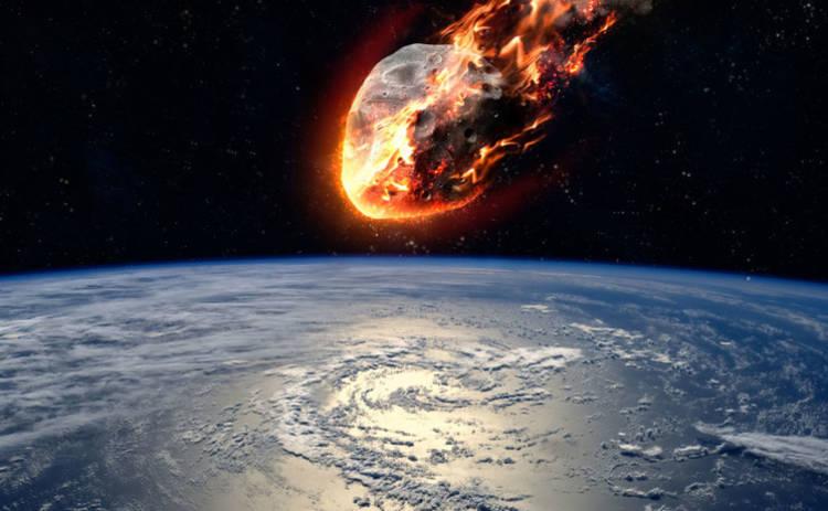 Земля была «на волоске»: в атмосферу вошел двухметровый астероид