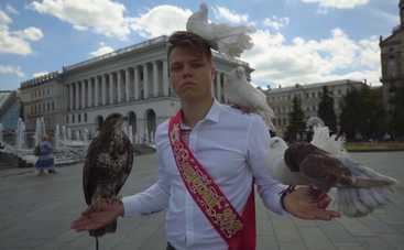 «Чоткий паца» и Александр Жеребко показали, как снимали пародию на известный хит