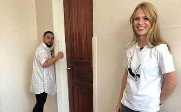 Ольга Фреймут и MONATIK устроили переполох в школе