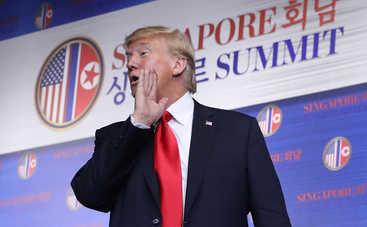 «Очнись, ударенный»: Дональд Трамп ответил на оскорбления Роберта Де Ниро