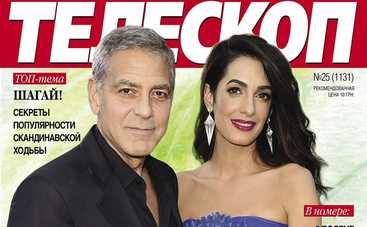 Джордж Клуни: Все женщины врут насчет своего размера