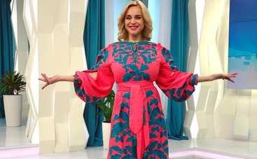 Лилия Ребрик оконфузилась в эфире телепередачи