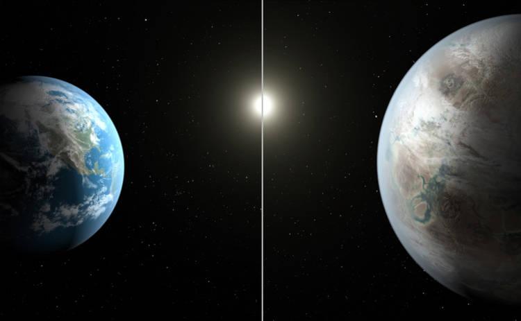 Найдены двойники планеты Земля