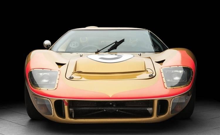 Ford GT40 планируют продать на аукционе за 12 миллионов долларов