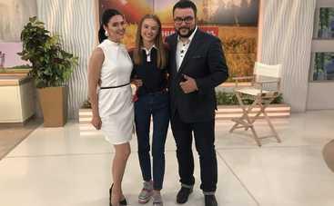 Звезда сериала «Школа» Елизавета Василенко презентовала книгу «Щоденник Лоли»
