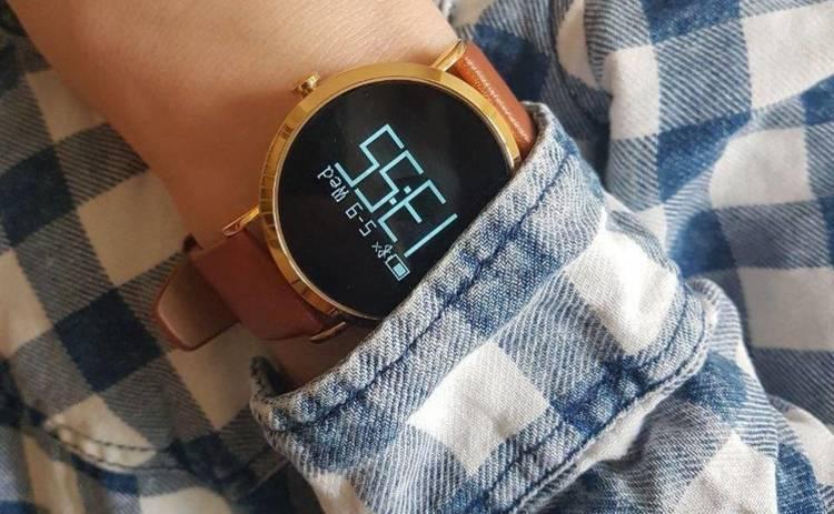 Украинцы создали часы, которые измерят уровень стресса