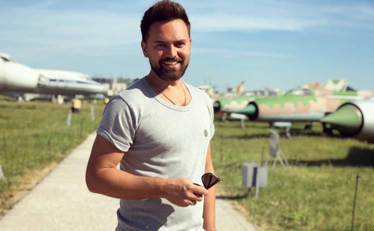 Тимур Мирошниченко впервые показал новорожденную дочь