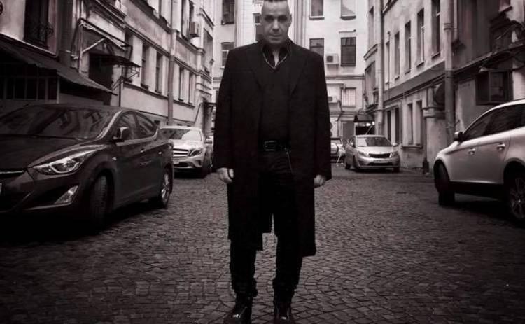 В Киев неожиданно прибыл лидер группы Rammstein