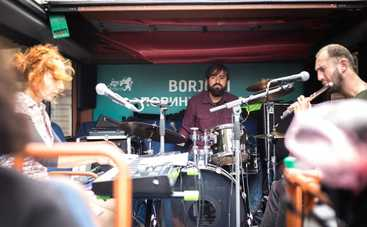 Во Львове состоялся фестиваль Leopolis Jazz Fest