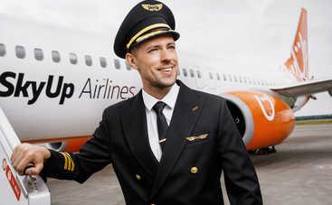 Певец Маркус Рива стал лицом украинской авиакомпании