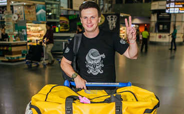 Дмитрий Комаров показал, чем занимается в экспедициях