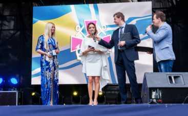 VALEVSKAYA удостоилась почетной награды от ВМС Украины