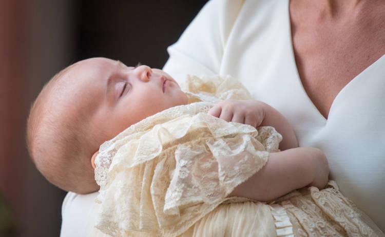 Стало известно, как прошли крестины принца Луи Кембриджского