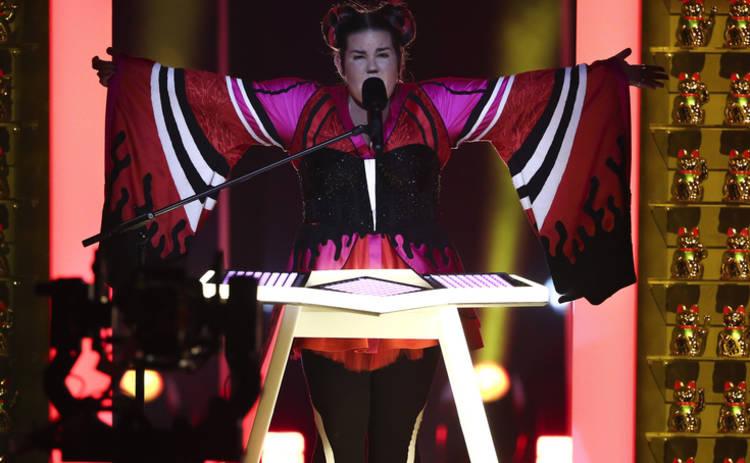 Победительница Евровидения-2018 снимает захватывающий клип в Киеве