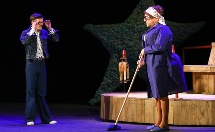 Гарик Корогодский покоряет театральные подмостки Украины