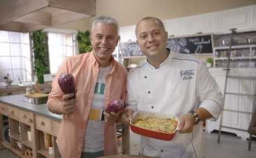 Готовим вместе: блюда из баклажанов (эфир от 15.07.2018)