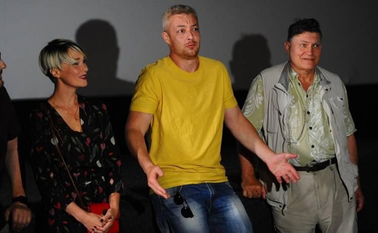 Телеканал «Украина» представил новый сериал на Одесском кинофестивале