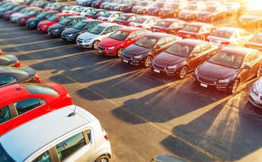 Карта парковок Киева: где поставить свою машину