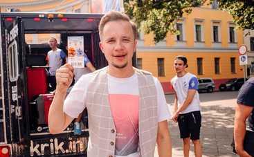 Артем Гагарин станет ведущим Суперкубка Украины по футболу