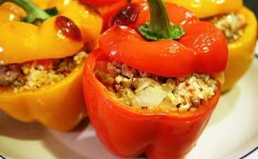 Фаршированный перец (рецепт)