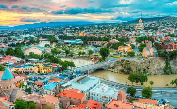 Тбилиси: город с большим сердцем