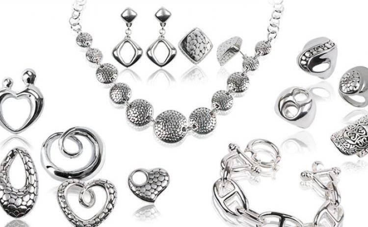 Ювелирные интернет-магазины Украины: рейтинг популярных ресурсов по продаже серебряных украшений онлайн