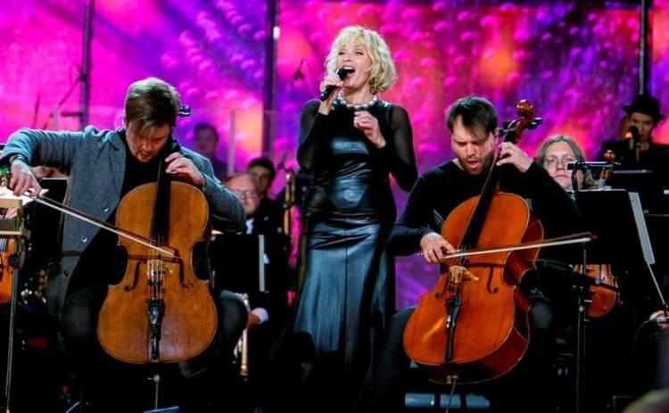 Украинские звезды зажгут на «Рандеву» Лаймы Вайкуле