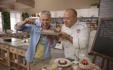 Готовим вместе: холодные десерты (эфир от 22.07.2018)