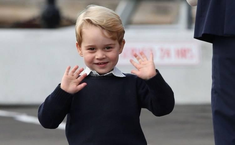 Принцу Джорджу – 5 лет: как выглядит наследник королевского престола