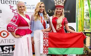Украинки покорили международный конкурс красоты