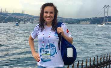 Анастасия Даугуле добралась из Азии в Европу вплавь