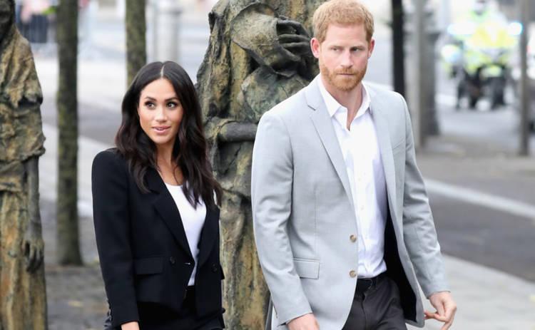 Почему принц Гарри недоволен гардеробом Меган Маркл?