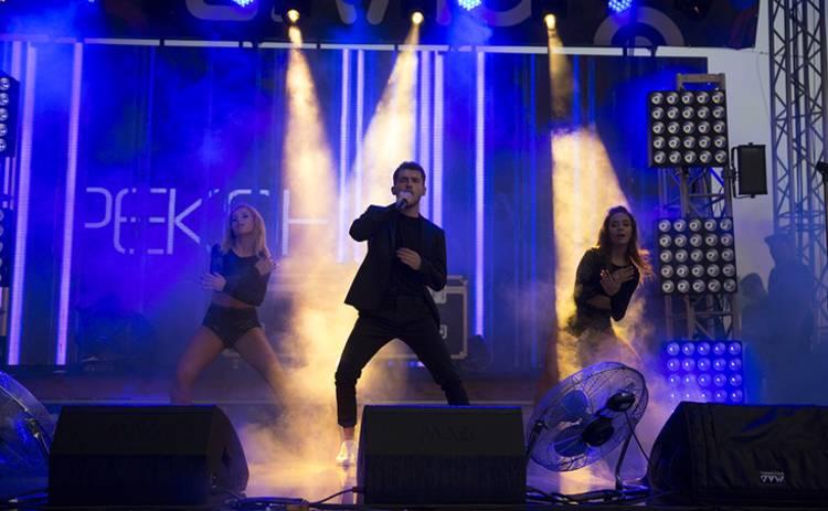 Денис Реконвальд выступил на легендарном фестивале «Славянский Базар» в Витебске