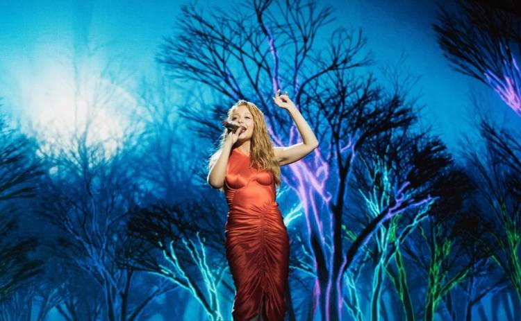 Грандиозное шоу канала «Украина» собрало более 35 тысяч человек в Киеве