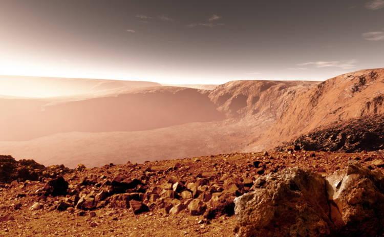 Жить можно: на Марсе обнаружили воду