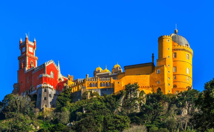 Синтра: сердце Португалии