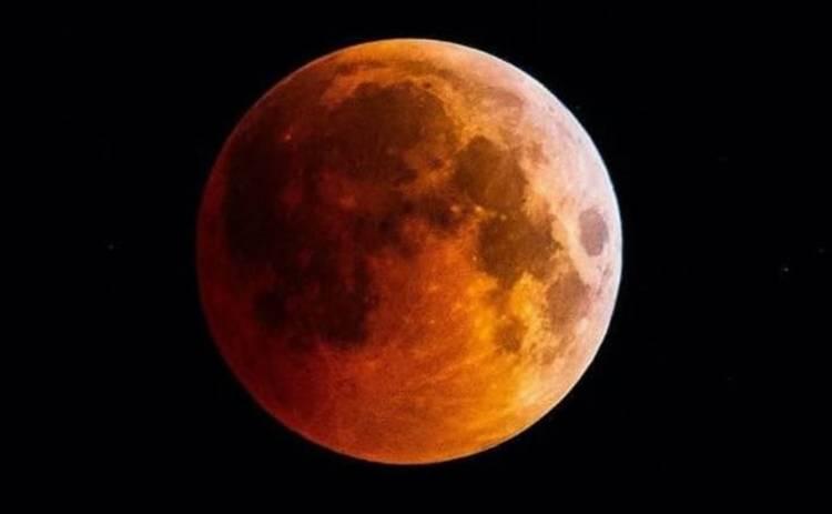 Украина увидела самое длинное в 21 веке лунное затмение: как это было