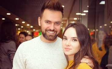 Ведущий «Евровидения-2017» Тимур Мирошниченко крестил дочь Мию