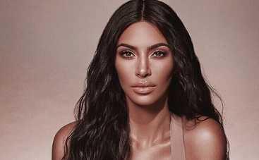 Ким Кардашьян удивила новым имиджем
