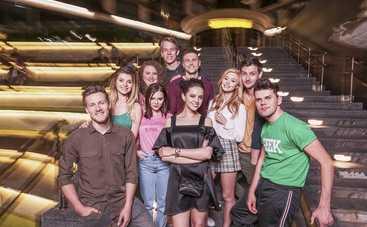 Знакомимся с новыми героями сериалити «Киев днем и ночью»
