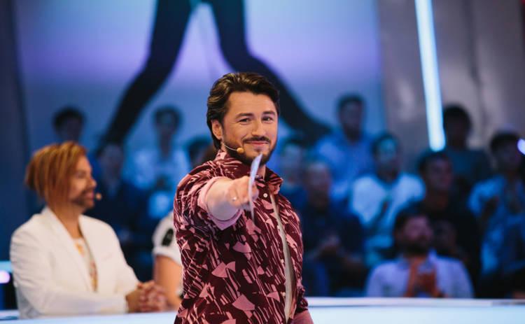 Сергей Притула раскрыл секреты шоу «Хто зверху?», и при чем тут Полякова