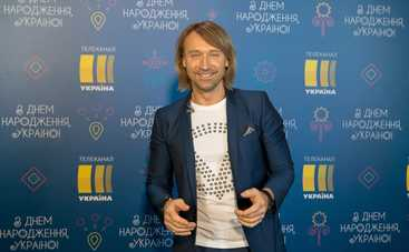 Олег Винник признался, от какого продукта он просто без ума