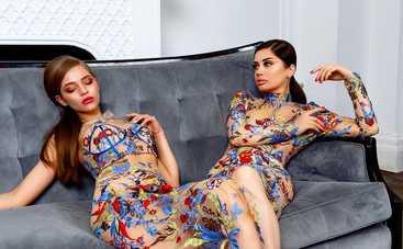 Кому идет больше? Группа Serebro и Полина Крупчак надели одинаковые платья