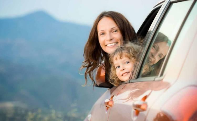 4 совета для комфортного путешествия на машине всей семьей