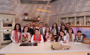 Детская группа набрала 15,5 миллионов просмотров своего клипа «Десь по світу»