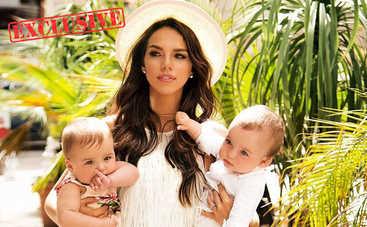 Ольга Торнер: Я счастлива быть мамой