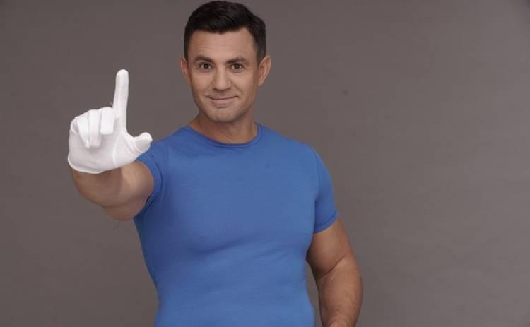 Николай Тищенко рассекретил значение своего фирменного жеста