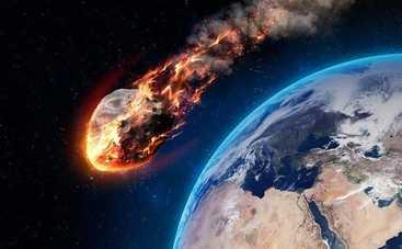 Огромный яркий шар пролетел над небом США